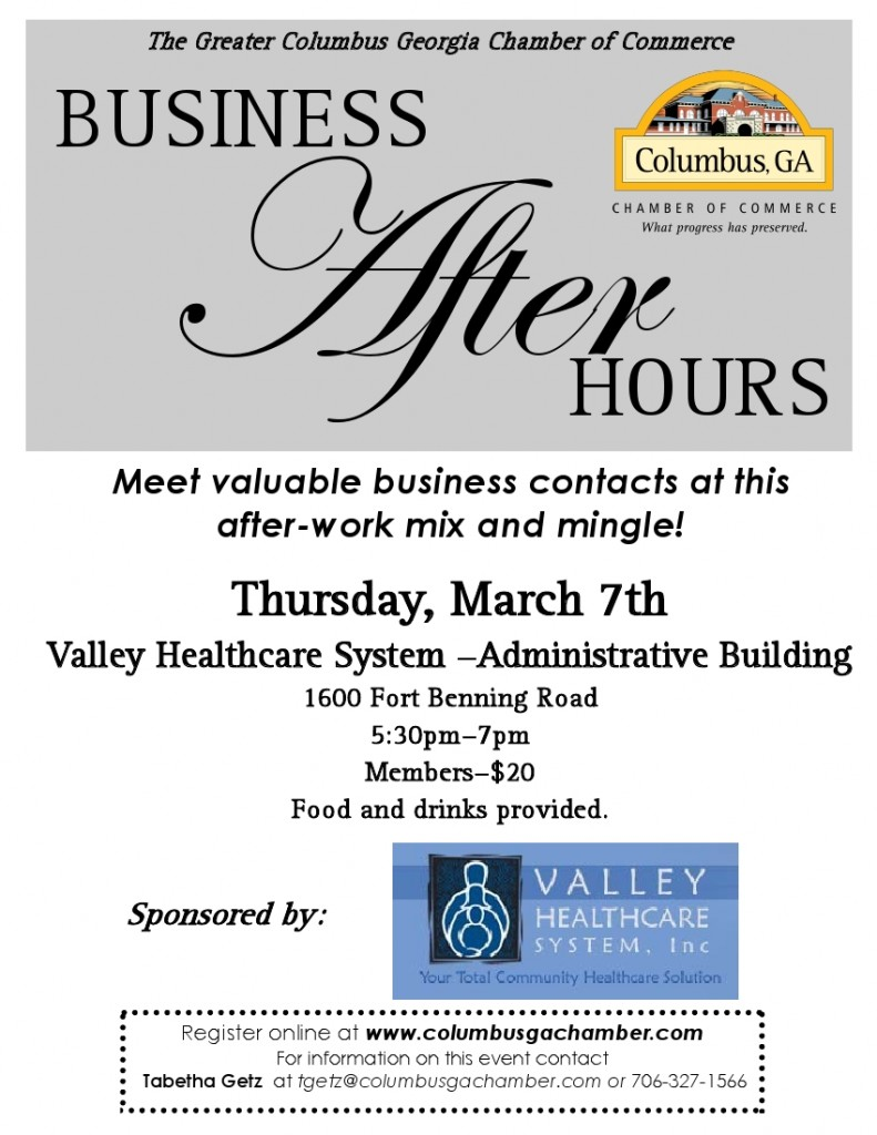 Valley Healthcare Business